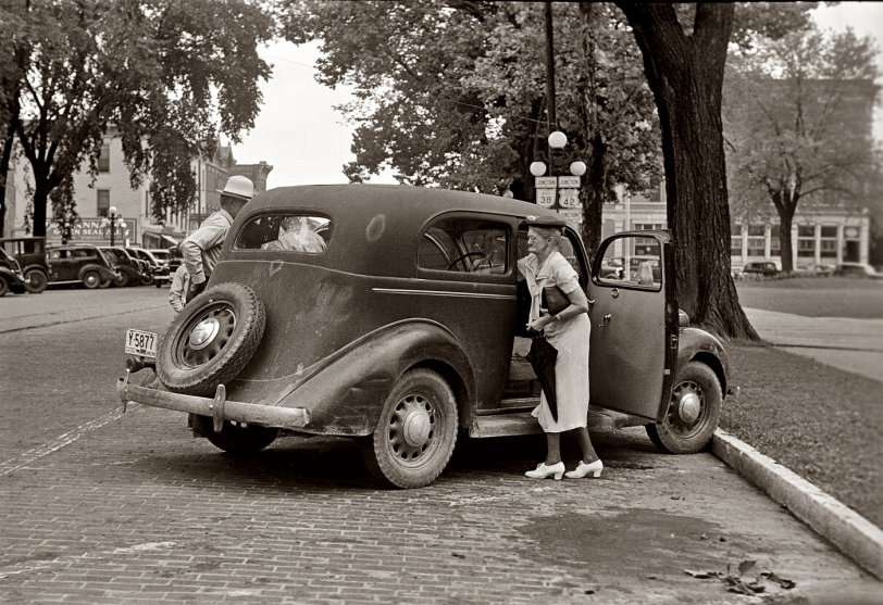Main Street: 1938