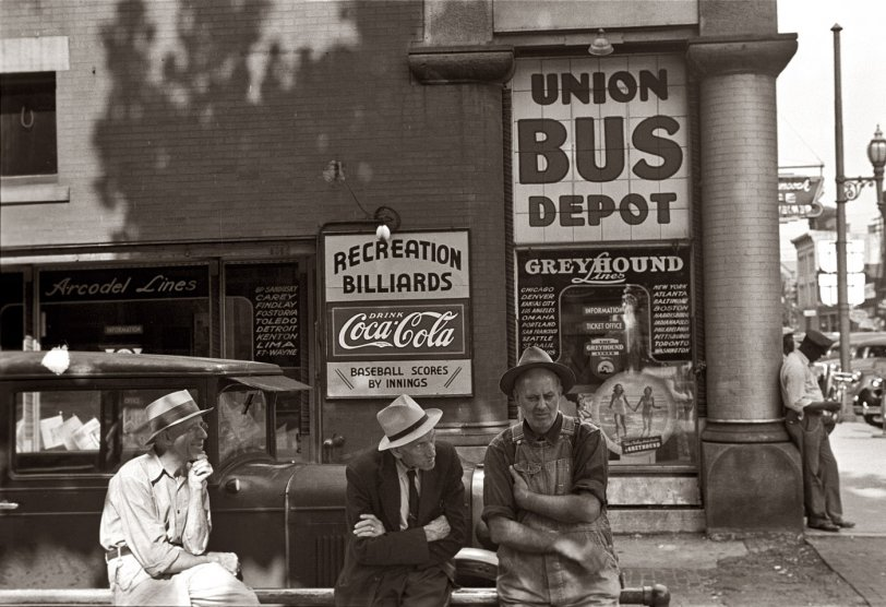 Watching the World Go By: 1938