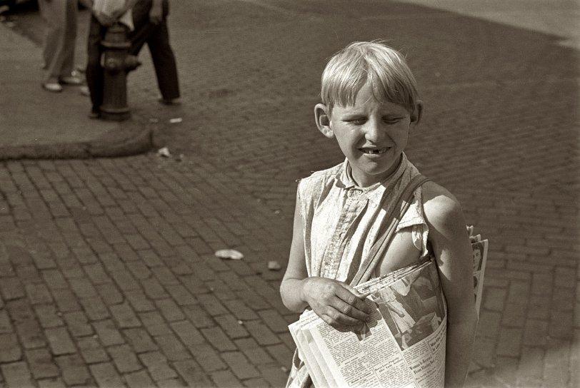 Uncle Beans: 1938