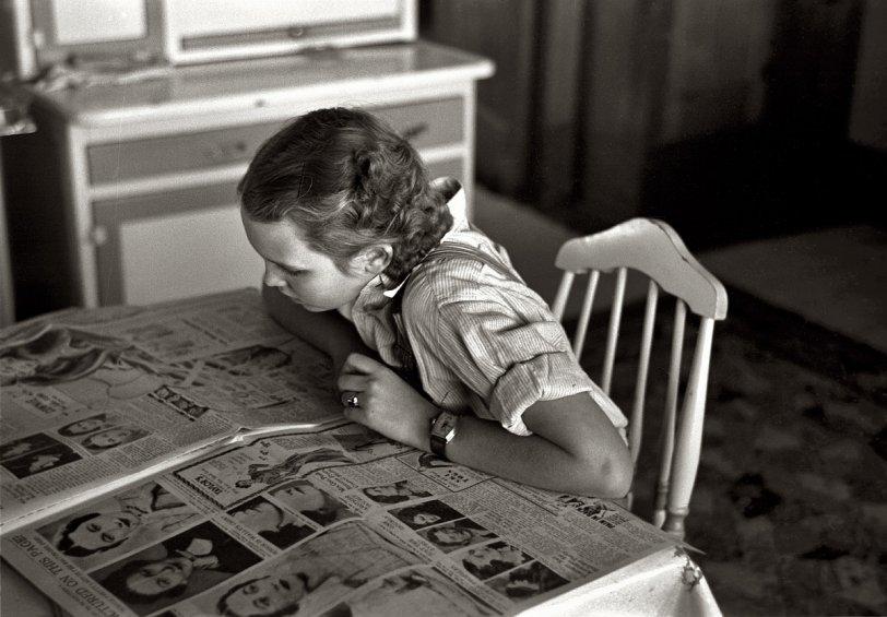 Sunday Paper: 1936