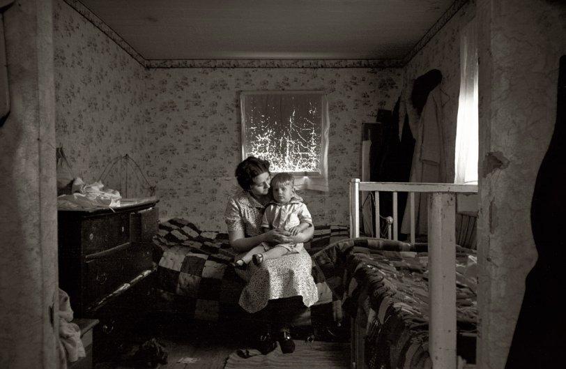 Dickens, Iowa: 1936