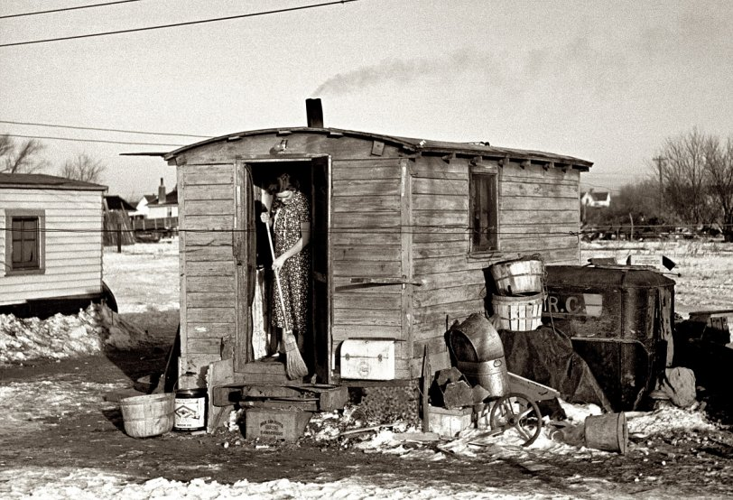 Home Sweet Hovel: 1936
