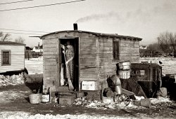 Home Sweet Hovel: 1936