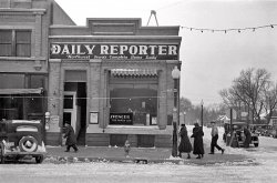 Spencer Daily Reporter: 1936