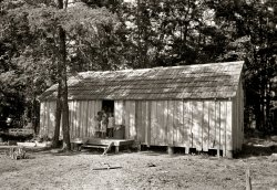 House Without Windows: 1938