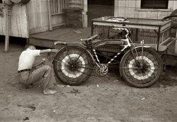 Rice Rocket: 1938