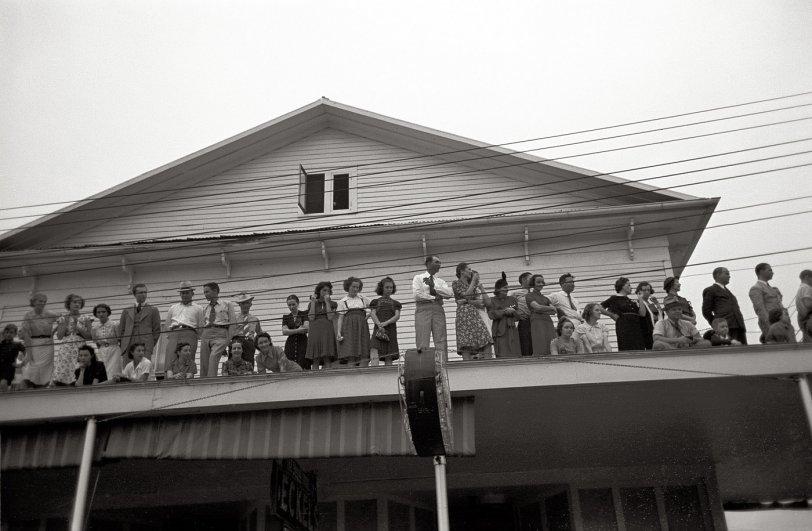 Roof Watchers: 1938