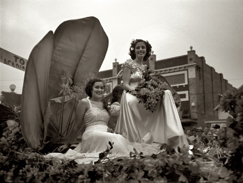 Rice Princesses: 1938