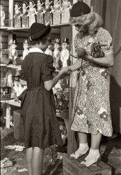 Dolls: 1938