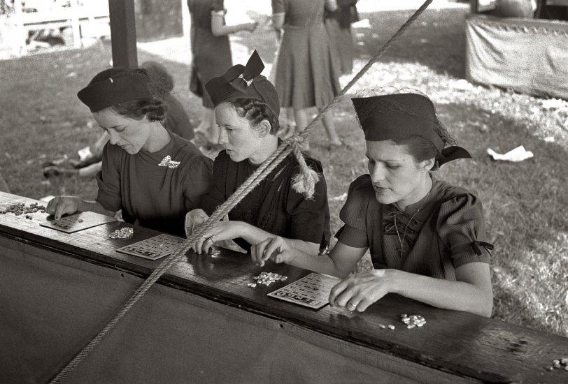 Bingo: 1938