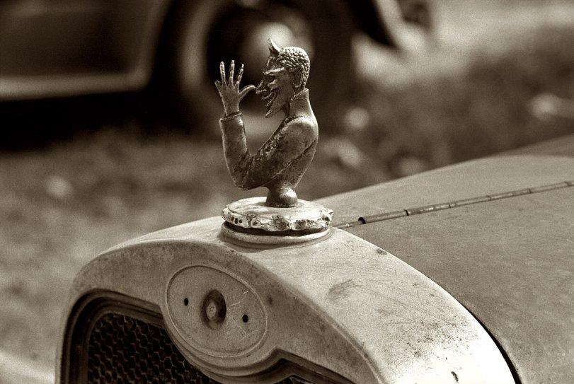 Speed Demon: 1938