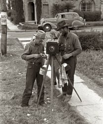 Tintype Cowboy: 1939