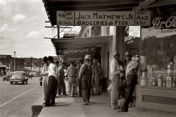 Cafe Texan: 1939
