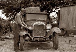 Okie Near Muskogee: 1939