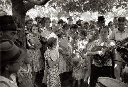 Tahlequah Revival: 1939