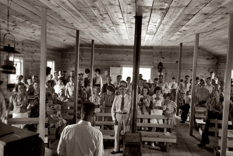 Pie Town Community Sing: 1940
