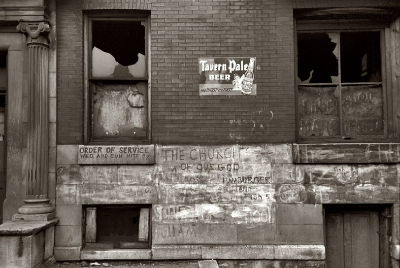 Not by Bread Alone: 1941
