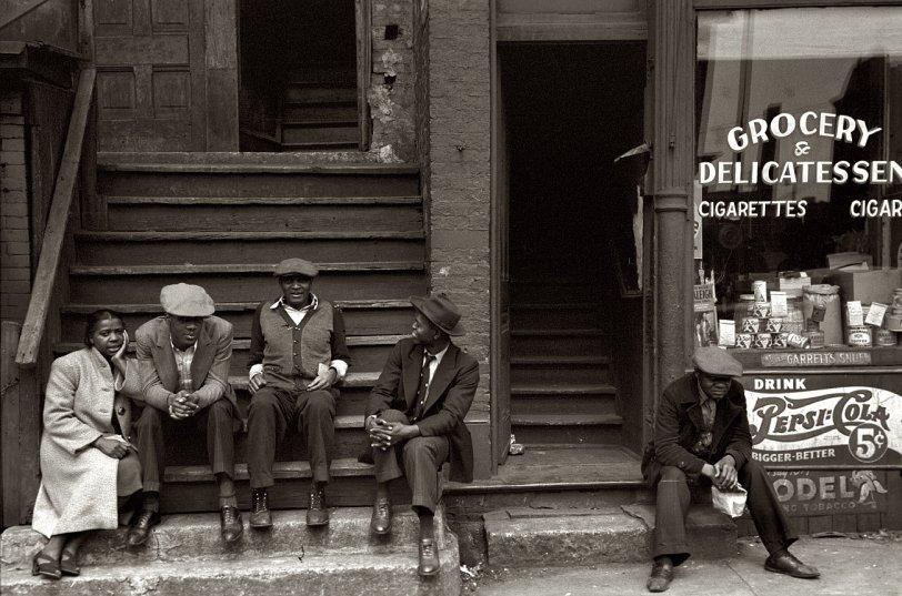 South Side Deli: 1941