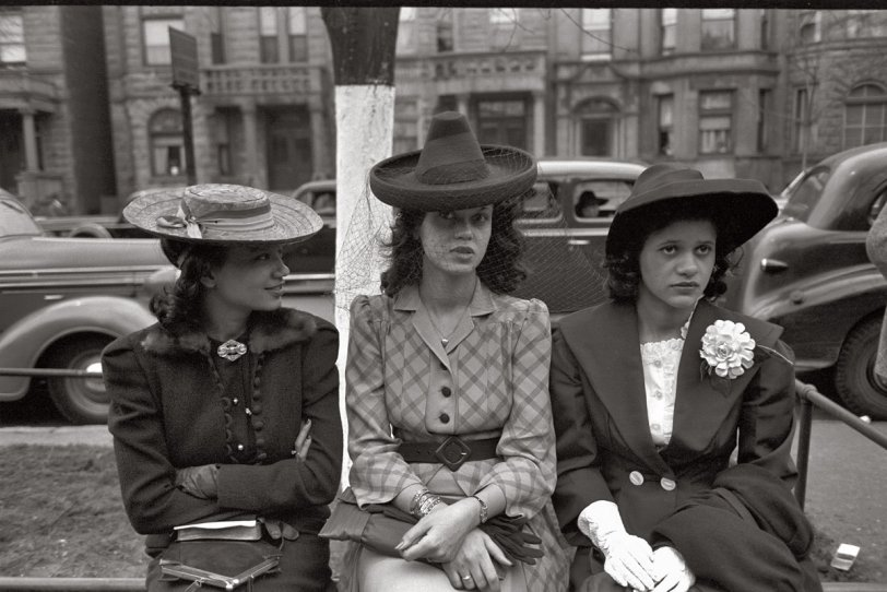 Church Ladies: 1941