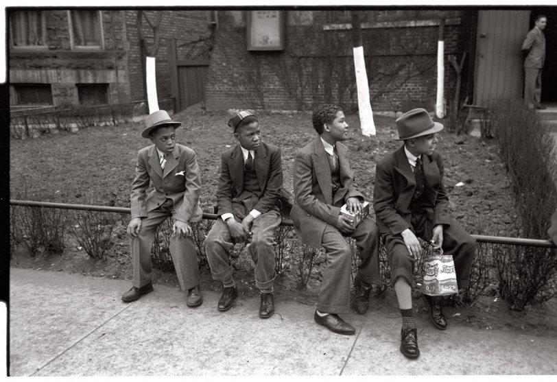 Easter Sunday: 1941