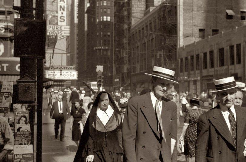 True Confessions: 1941