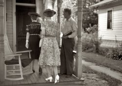 Sunday Callers: 1941