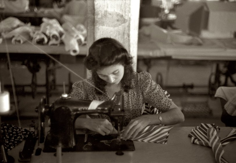 A Stitch in Time: 1941