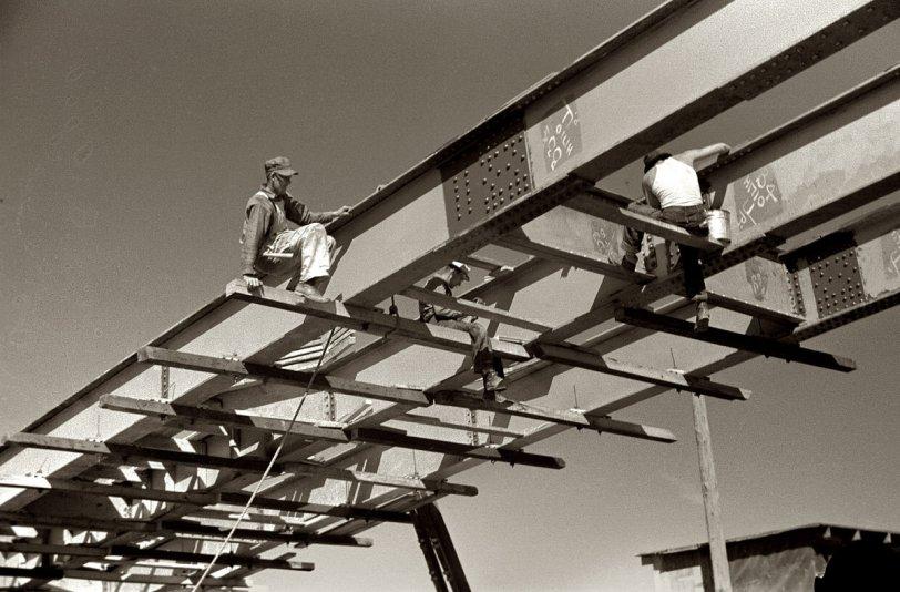 Tygart Valley Span: 1938