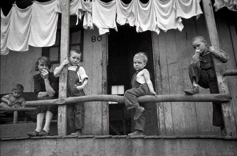 Coal Miner's Son: 1938