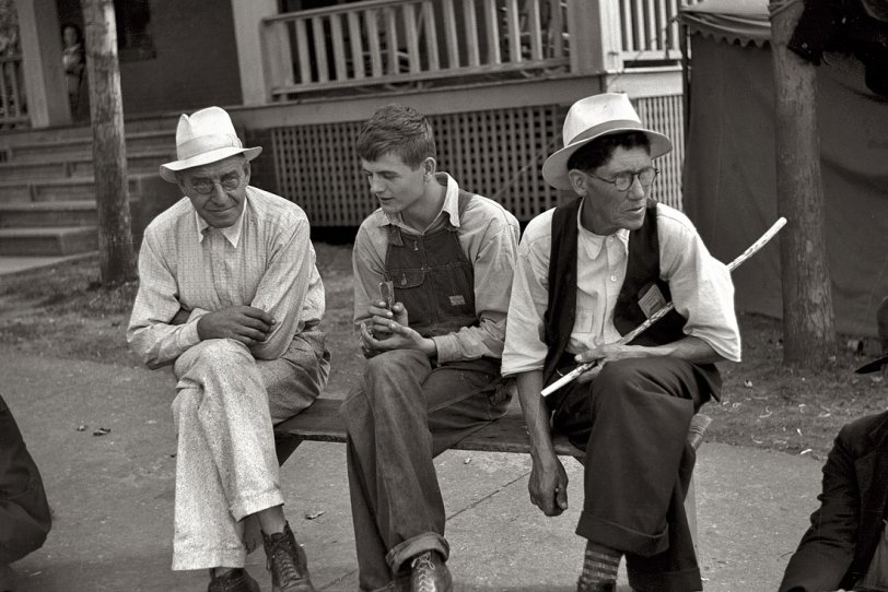 Ducktown Scab Committee: 1939