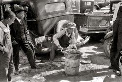 The Turn of the Churn: 1940