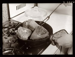 Braised Stuffed Hearts: 1942
