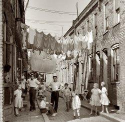 Ambridge Alley: 1938