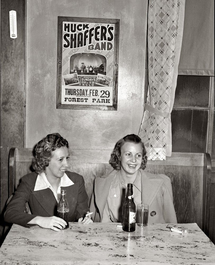 Cheers: 1940
