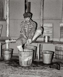 My Left Foot: 1937