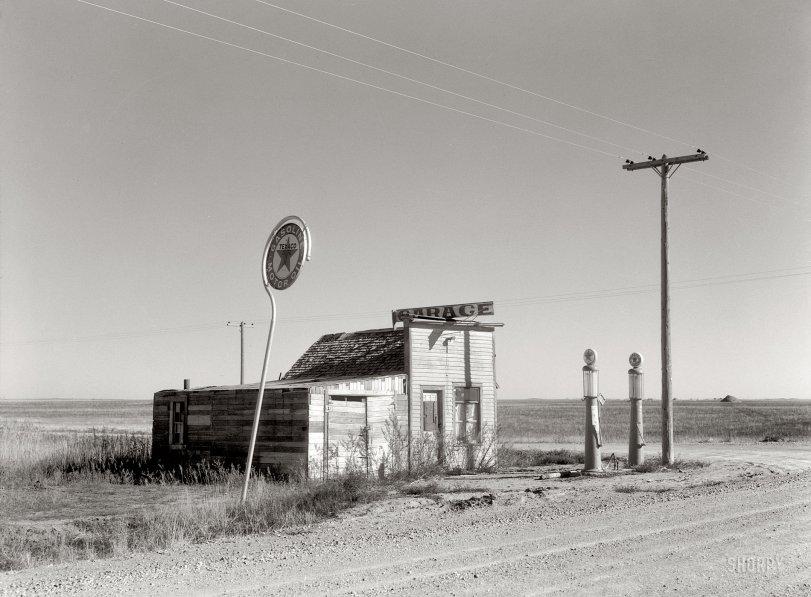 Last Chance Texaco: 1937