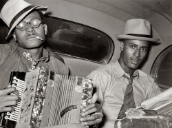 Back Seat Duet: 1938