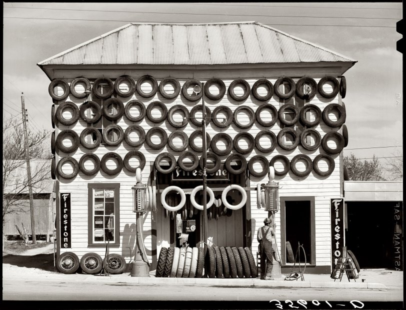 House of Tires: 1940