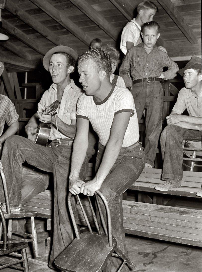Agua Fria: 1940