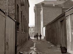 L Street Alleyway: 1935