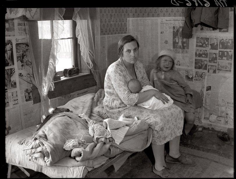 Domestic Bliss: 1936
