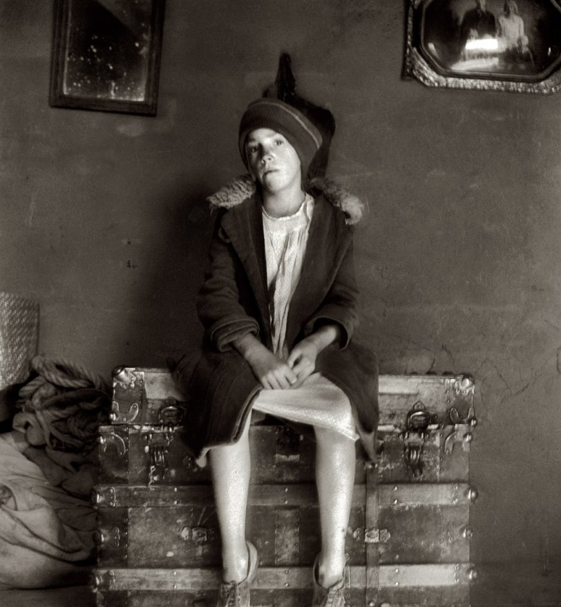 Child of the Depression: 1935