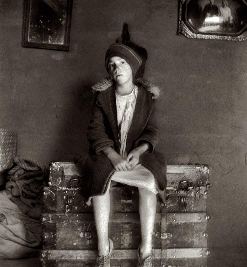 Child of the Depression: 1935