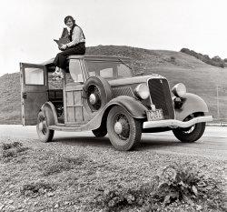 Dorothea Lange: 1936