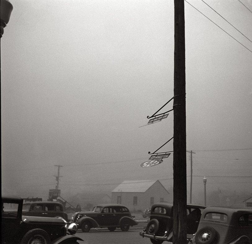 Amarillo, Texas: 1936