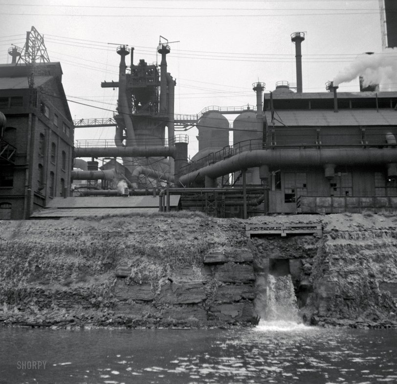 Outfall: 1936