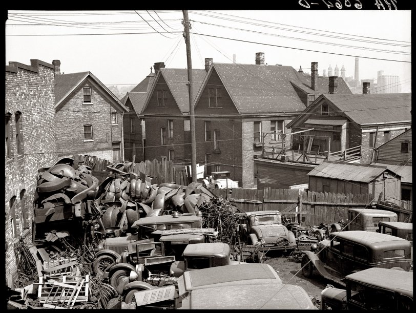 Milwaukee Boneyard: 1936