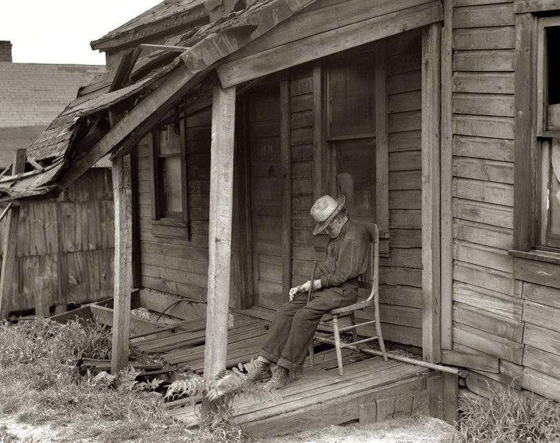 Dilapidated: 1936