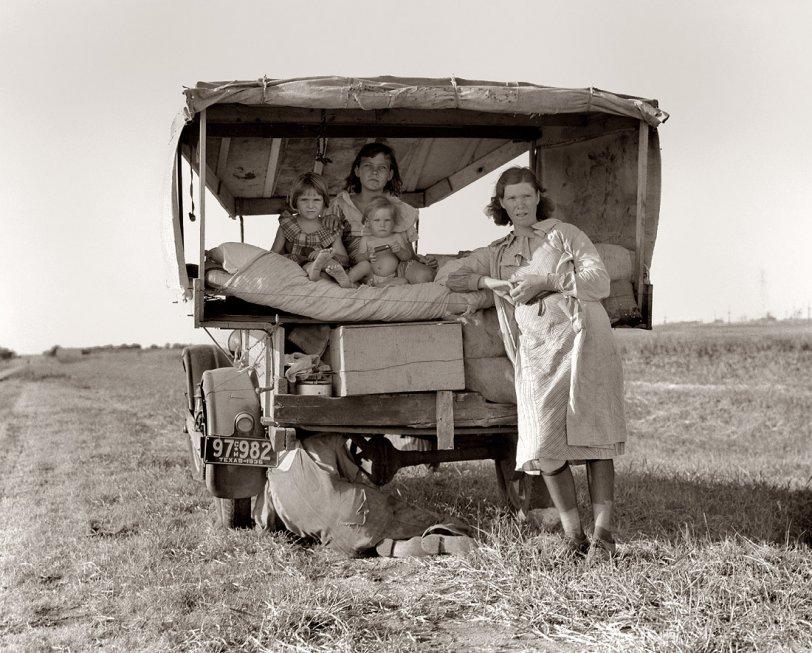 Flat Broke: 1936
