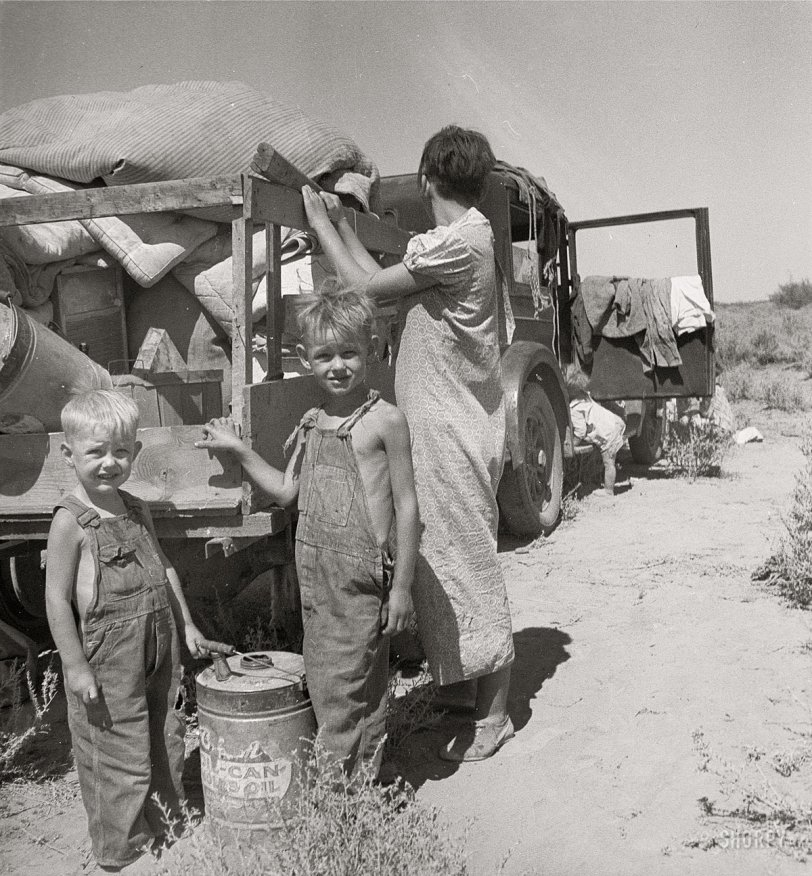 No Money at All: 1936